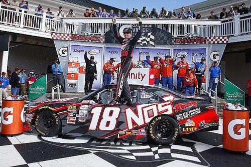 Kyle Busch scores 90th career Xfinity win at Watkins Glen