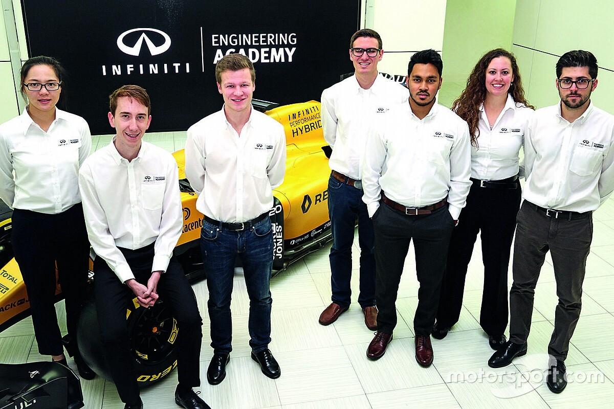 Hivatalos: az Infiniti elhagyja az F1-et