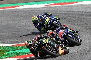 Rossi ingin Zarco-Folger geber YZR-M1 2017