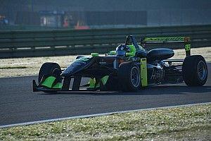 F2 Italian Trophy: Andrea Cola è il Re di Vallelunga in Gara 1