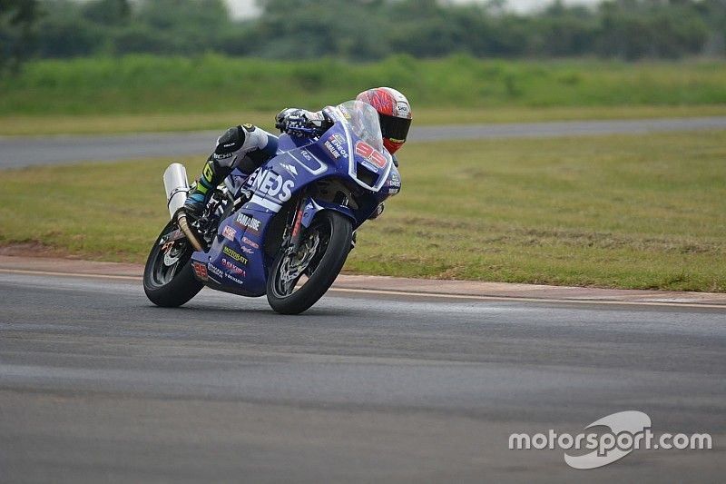 India ARRC: Pratama bags Race 2 win in Asia Production 250cc
