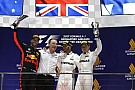 Hamilton gana en un caos en Singapur y es líder del mundial