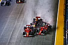 F1 Mercedes sintió un poco de compasión por Ferrari