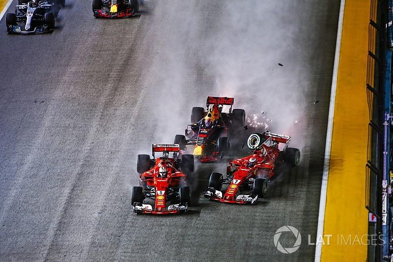 Verstappen, Raikkonen ve Vettel Malezya basın toplantısına birlikte katılacak
