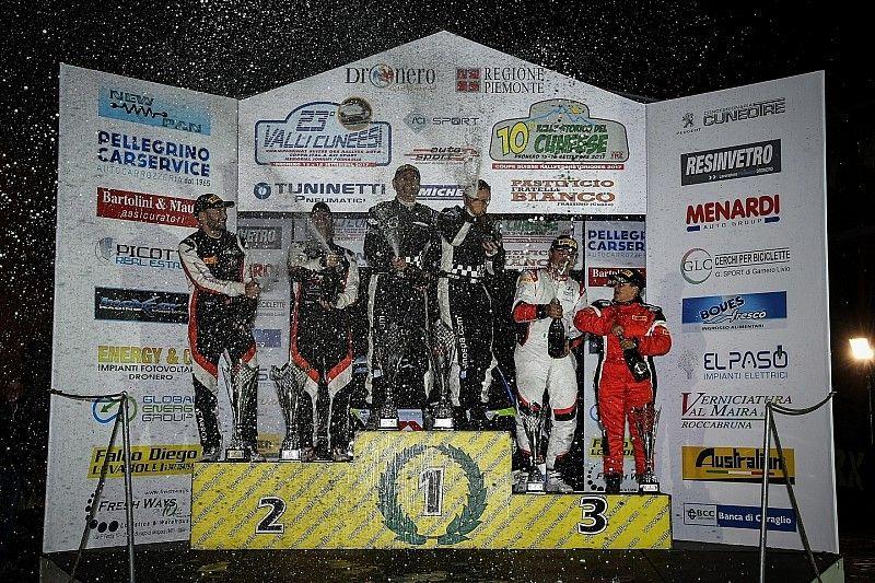 Valli Cuneesi: Carron indomabile, è campione svizzero di Rally!
