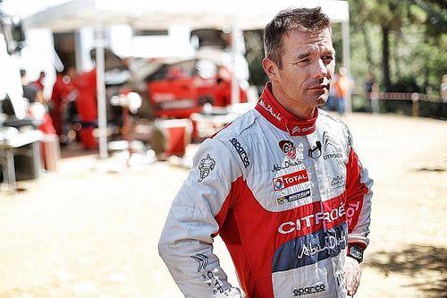 Loeb é confirmado em três rodadas do WRC pela Citroen