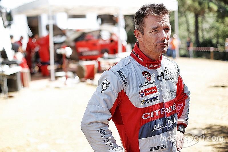 Loeb maakt comeback in WRC met Citroën