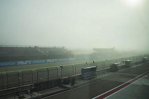 La nebbia cambia il programma delle gare, ma la MotoGP resta alle 14