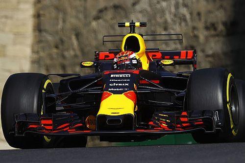 Verstappen celebra melhor sexta de 2017 apesar de batida