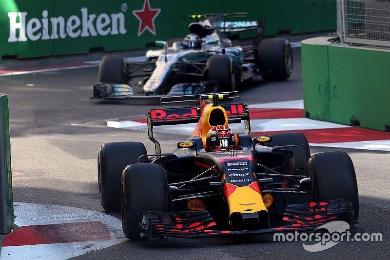 """Horner: """"Max had de snelheid om deze race te winnen"""""""