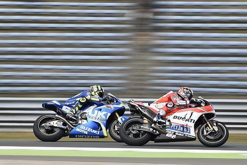 MotoGP 2017 in Brno: Ergebnis, 2. Training