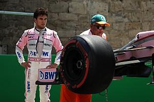 F1 Noticias de última hora Pérez pide cambios en la curva 8 de Bakú