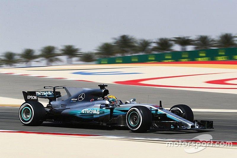 "Hamilton: Latihan siang hari di Bahrain ""tidak berguna"""