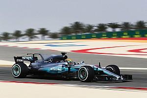 Formula 1 Breaking news Hamilton: Daytime Bahrain practice