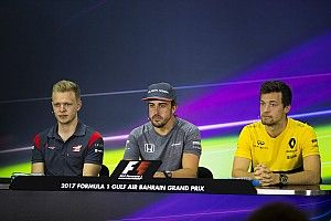 Bahrain GP: Thursday's Press Conference
