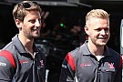 Formula 1 Haas says it will retain Grosjean, Magnussen in 2018