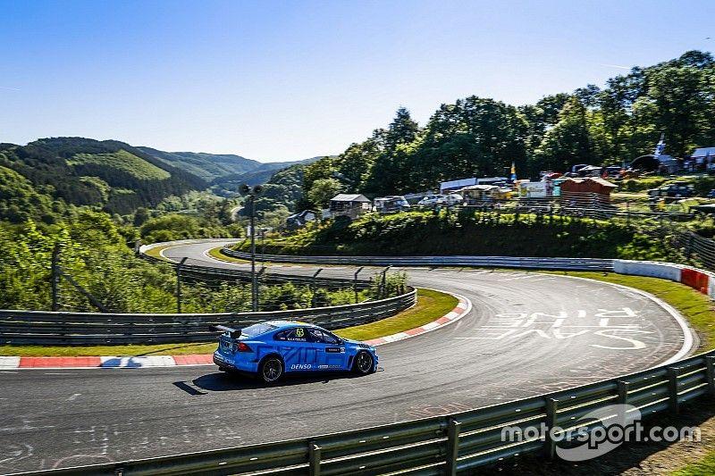 WTCC auf der Nordschleife: Volvo erzielt beide Laufsiege