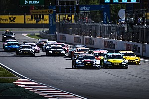 DTM Breaking news DTM can survive without Mercedes, says Berger