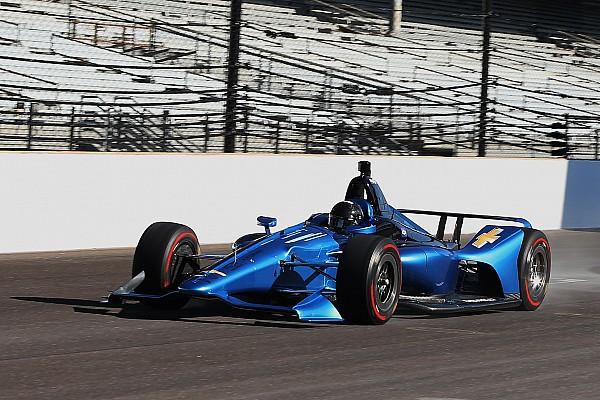 IndyCar: l'aerokit 2018 ha debuttato oggi a Indianapolis