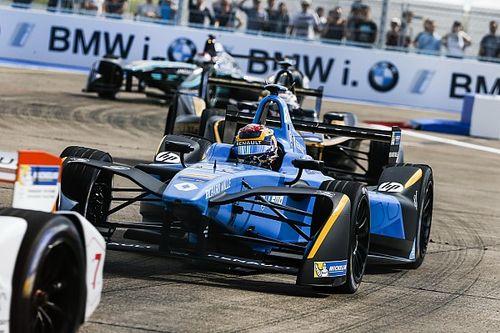 Berlin ePrix: Rosenqvist ceza aldı, Buemi kazandı!