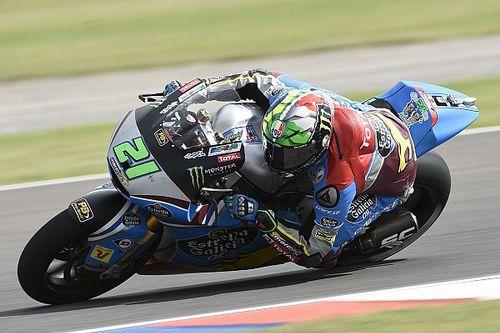 Moto2 Argentina: Morbidelli menangi duel rekan setim