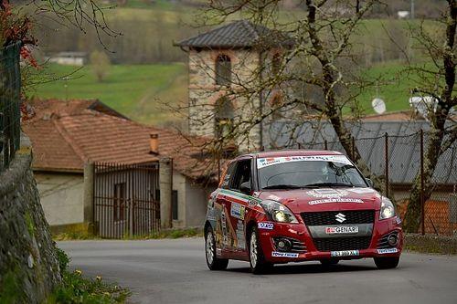 Suzuki Rally Trophy: Stefano Martinelli super al Rally Il Ciocco