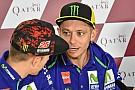 """Rossi: """"Desde que volví a Yamaha, nunca me puse como objetivo el 10º título"""