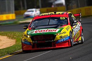 Supercars Race report Albert Park Supercars: Tyre dramas help Mostert to victory