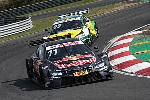 BMW soutient l'introduction de la réglementation Class One en DTM