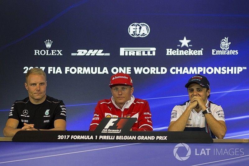 Belgian GP: Thursday's press conference