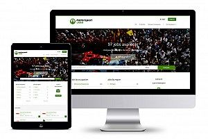 """شبكة موتورسبورت تُطلق موقع الوظائف العالمي """"موتورسبورت جوبز.كوم"""""""
