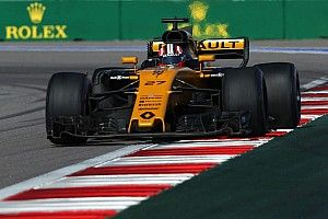 【F1】ルノー代表「チームは自信を取り戻した。目標は選手権5位」
