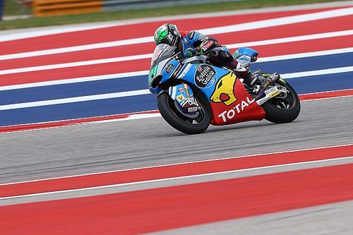 Austin Moto2: Morbidelli keeps perfect record with third straight win