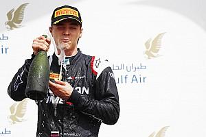 FIA F2 レースレポート 【F2】バーレーン レース1:マルケロフ優勝。松下レース2のPP獲得