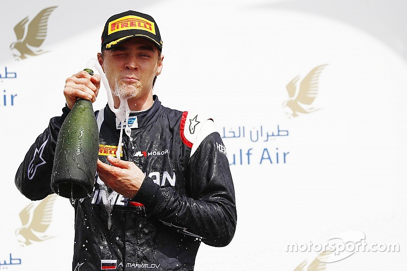 【F2】バーレーン レース1:マルケロフ優勝。松下レース2のPP獲得