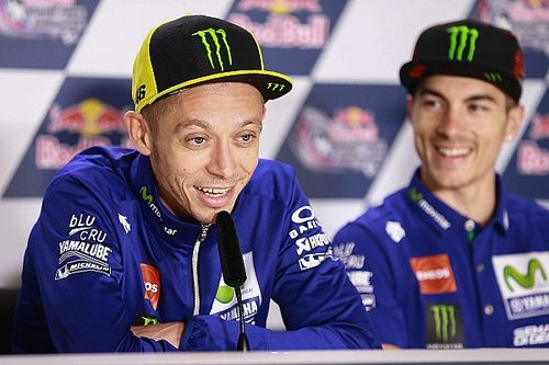 """Rossi: """"Sarà interessante capire il potenziale di Alonso alla Indy 500"""""""