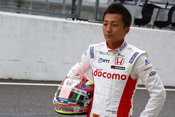 Super Formula Qualifying report Autopolis Super Formula: Nojiri beats Kunimoto to pole