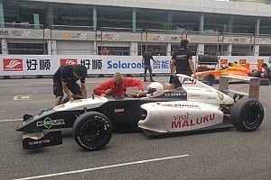 F4 Tiongkok: David Sitanala kembali raih podium, Leong juara Race 2 Zhuhai
