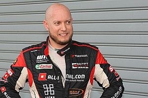 Huff gets TCR drive with Team WRT