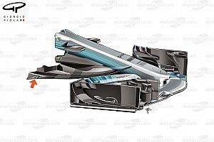 Mercedes: Bottas ha vinto bocciando la novità nell'anteriore della W08!