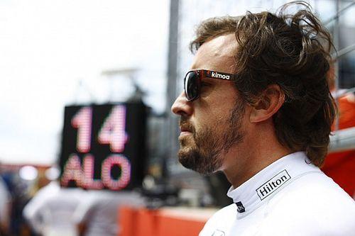 """Alonso: """"Trato de mejorar día a día para cuando llegue la oportunidad"""""""