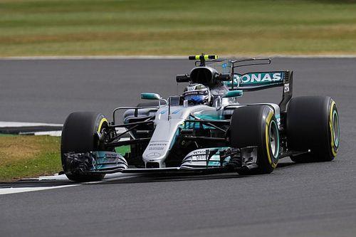 Silverstone, Libere 2: Mercedes davanti, ma la Ferrari è molto più vicina