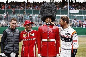 British GP: Top 25 photos from Thursday