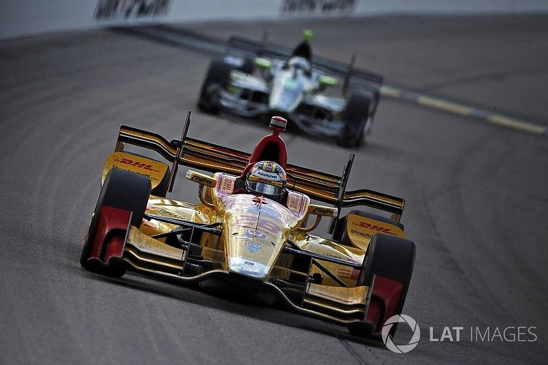 Chevrolet open to supplying Andretti Autosport in IndyCar