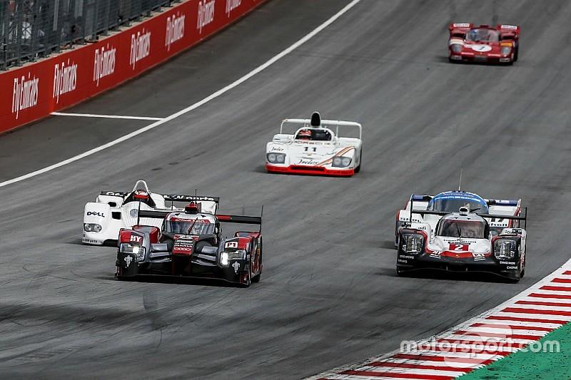 Parade des Légendes : Le Mans à l'honneur au GP d'Autriche