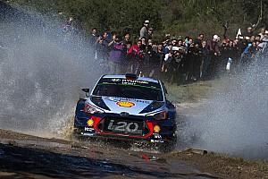 WRC Resumen de la etapa Neuville remonta y gana en Argentina por 7 décimas