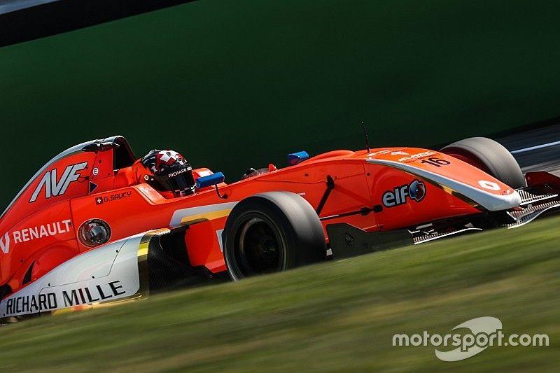 Formula Renault 2.0: debutto positivo per Grégoire Saucy