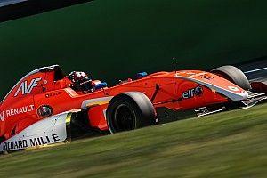 Formula Renault 2.0: Gutes Debüt von Grégoire Saucy