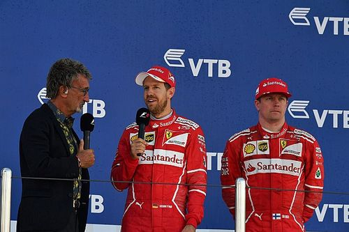 """F1: Eddie Jordan classifica últimos dois anos de Vettel na Ferrari como """"patéticos"""""""