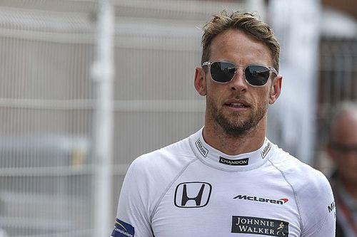 """Button, sobre batida em Wehrlein: """"Achei que tinha a curva"""""""